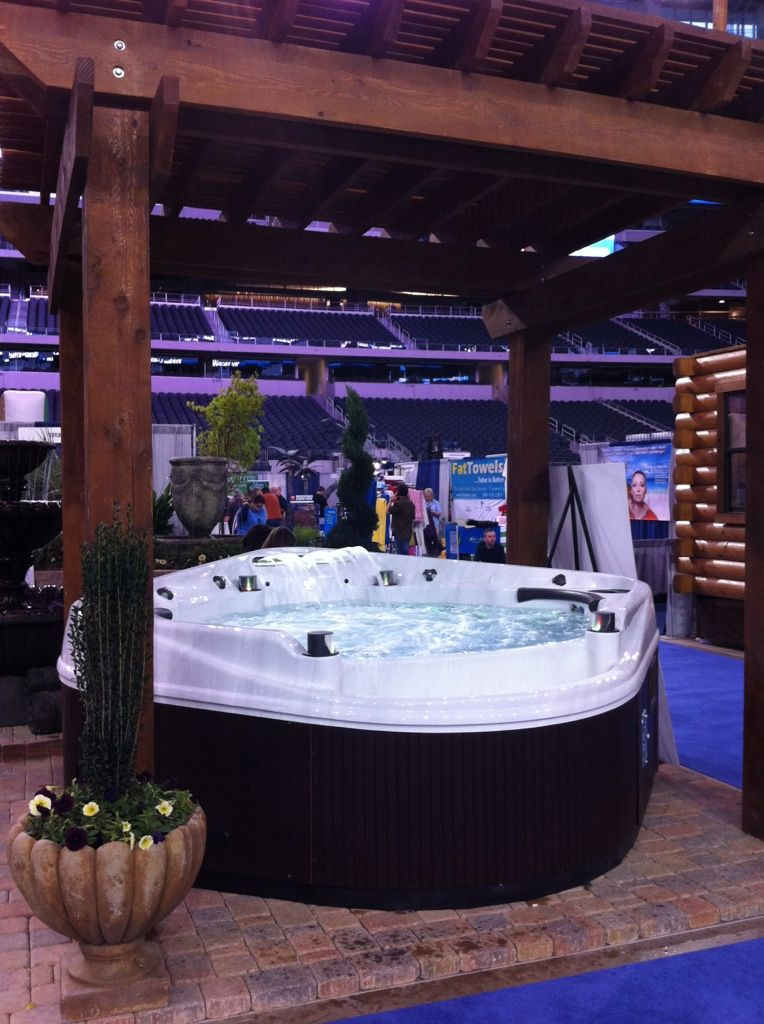 Taylor Landscape Great Big Home Show Floor Booth