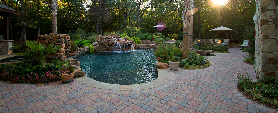 Dallas landscape design abilene landscaping taylor for Garden design landscaping dallas tx