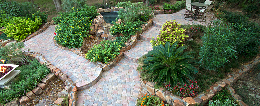Dallas landscape design abilene landscaping taylor for Landscape design company