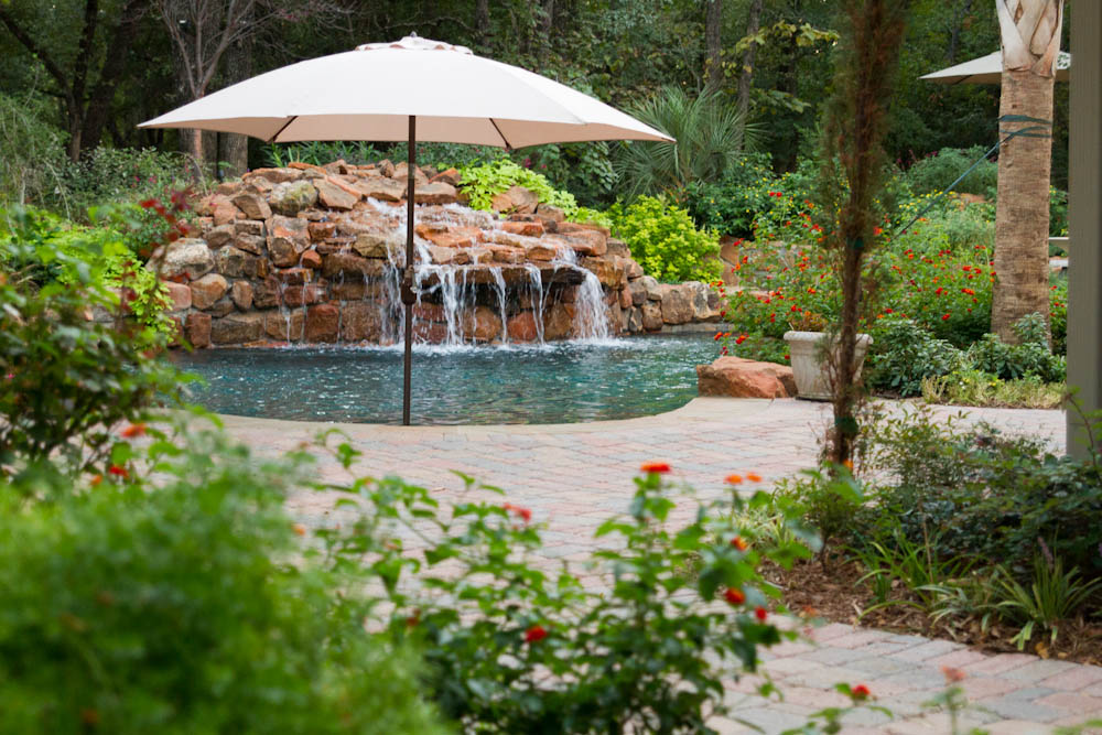 Learn landscape residential landscape design dallas for Learn landscape design
