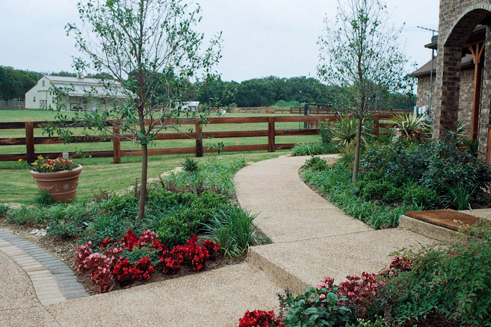 Landscape dallas landscape design abilene landscaping for Garden design landscaping dallas tx