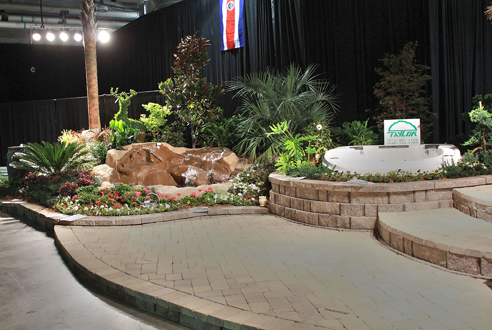 Great Big Texas Home & Garden Show - Cowboys Stadium - Landscape
